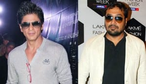 Will Shahrukh Khan act in an Anurag Kashyap film?