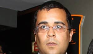 What are the 3 mistakes of Chetan Bhagat's life?