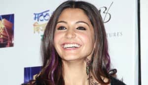 What have been the biggest highlights for Anushka Sharma in 2012?
