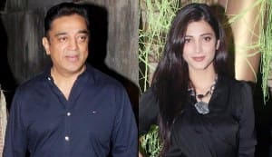 Shruti Haasan opts out of Kamal Haasan's film