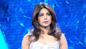 Is Priyanka Chopra angry with Shahrukh Khan?