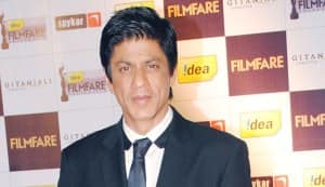 SHAHRUKH KHAN's speech at Yale: If you aren't scared of failing, you are unlikely to succeed
