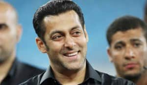 Salman Khan is fine, says sister Arpita Khan