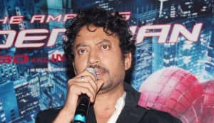 Irrfan Khan: I don't brag about it because I don't like it!