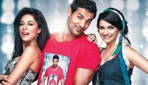 I ME AUR MAIN movie review: John Abraham's 'self-centric' love story is dizzying, sluggish and scattered!