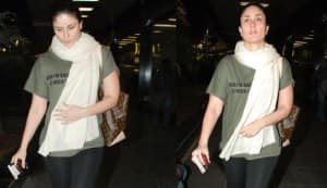 Is Kareena Kapoor getting fat?
