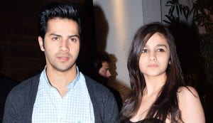 Are Varun Dhawan and Alia Bhatt dating each other?