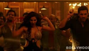 Shootout at Wadala and John Abraham: Manya Surve does his jig, left feet and all!