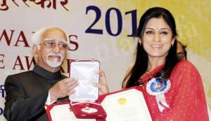 Vidya Balan conferred with National Film Award