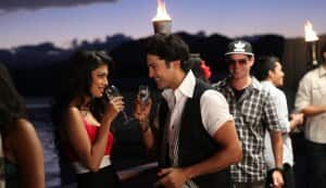 TABLE No. 21 new song Mann mera: Rajeev Khandelwal and Tena Desae get cozy on the beach