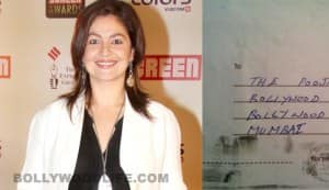 Pooja Bhatt gets a funny fan mail, thanks to Indian Postal Service!