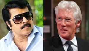 Richard Gere and Mammootty to share red carpet in Abu Dhabi