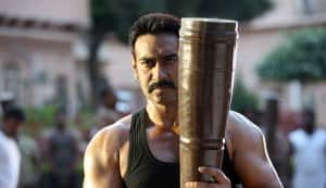 Did Ajay Devgn take a dig at the critics?