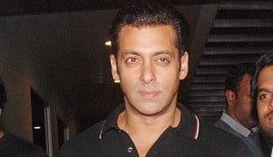 Salman Khan reverts to his bratty ways!