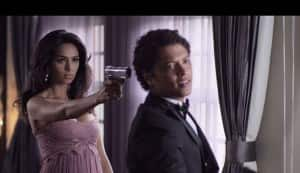Mallika Sherawat gets cosy with Bruno Mars in Whatta Man video!