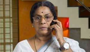 Malayalam actor Sukumari passes away!