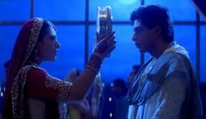 Karva Chauth, full Bollywood ishtyle!