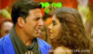 KHILADI 786 new song Hookah bar: Akshay Kumar and Asin are over-the-top in this blah number!