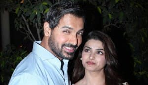 Prachi Desai looks and feels leaner with John Abraham's help!