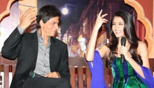 Anushka Sharma not to star in Farah Khan's next film with Shahrukh Khan