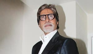 Why is Amitabh Bachchan behaving like an angry man again?