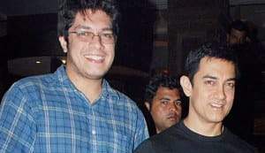 Will Aamir Khan's son Junaid become a Bollywood hero?