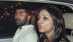Who's that girl with Rana Daggubati?