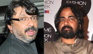 Sanjay Leela Bhansali gets a new designer for Ramleela after fight with Sabyasachi Mukherjee