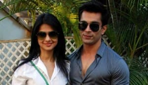 Karan Singh Grover and Jennifer Winget, happy wedding anniversary!