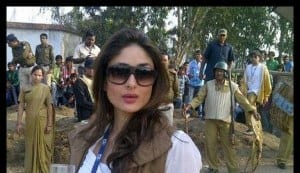 Kareena Kapoor says her Satyagraha role is inspired by TV journalist Barkha Dutt