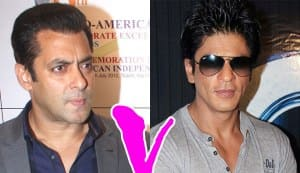 Salman Khan vs Shahrukh Khan – the next chapter