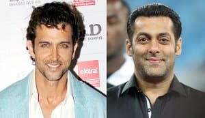 Hrithik Roshan shops at Salman Khan's Being Human store!