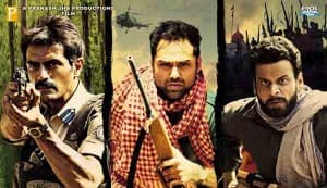 CHAKRAVYUH movie review: Arjun Rampal tries too hard, Abhay Deol doesn't try hard enough