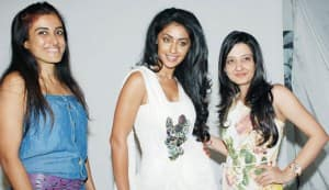 Amy Billimoria designs for 'Bigg Boss 5′ girl Mahek Chahal