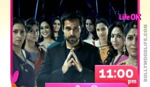 Ek Thi Naayika promo: Emraan Hashmi and Smriti Irani gear up to tell 'daayan' stories