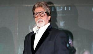 Amitabh Bachchan irked with the media