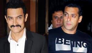 Salman Khan will not compete with Aamir Khan