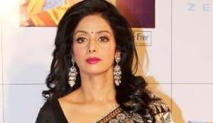 Why is Sridevi not winning any awards?