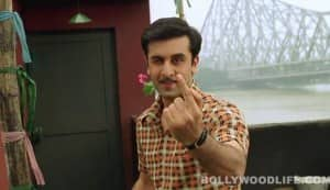 BARFI! song: Ranbir Kapoor looks super cute in Ala Barfi