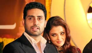 Aishwarya Rai Bachchan and Abhishek Bachchan, happy wedding anniversary!