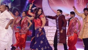 SAB Ke Anokhe Awards: Paresh Ganatra and Shilpa Shinde perform