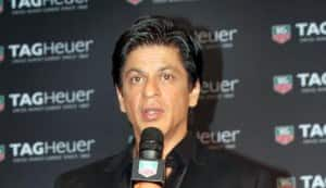 Shahrukh Khan launches Tag Heuer Carrera series