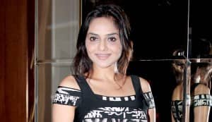 Who does Madhoo's husband think her stalker is?