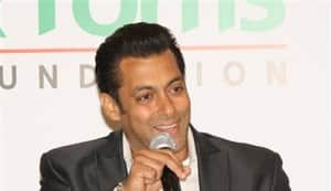 Salman Khan launches Being Human store in a hospital!