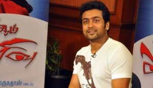 Suriya to start shooting for Gautham Vasudev Menon's Dhruva Natchathiram by June