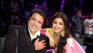Nach Baliye 5: Govinda demands a kiss from Shilpa Shetty!
