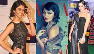 Want glamorous Marcel waves like Anushka Sharma and Sameera Reddy?