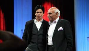 Shahrukh Khan to pay tribute to Yash Chopra at Zee Cine Awards