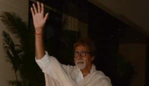 Amitabh Bachchan returns to work with 'KBC 6′