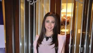 Karisma Kapoor attends the Jet Gems store launch